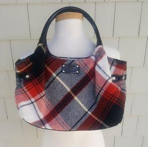 Kate Spade Plaid Handbag